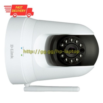 Harga D-Link Wireless N Day & Night Pan/Tilt Cloud Camera - DCS-5020L - White