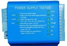 Dbest PC Power Supply Tester - Biru
