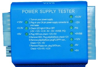 TESTER POWER SUPPLY