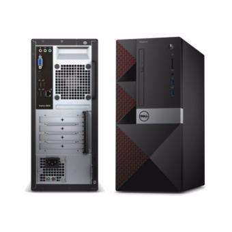 DELL Vostro 3668 MT i3-7100 / 4GB / 1TB / DOS