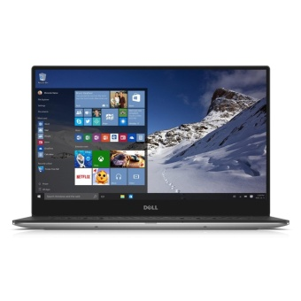 Dell XPS 13 9360 [Ci7-7500U, 8GB, 256GB, Intel HD, Windows 10] Silver Touch