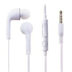 DiGbankS Motorola Stereo In- Earphone/Headphone -Putih