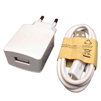 Gambar Digbanks Travel Charger For Lenovo A889 2 Ampere Putih