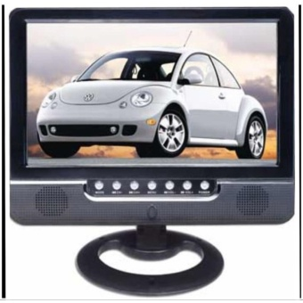 Gambar DigiMedia TV Monitor 9,5 inch LED With Photo Frame Hitam