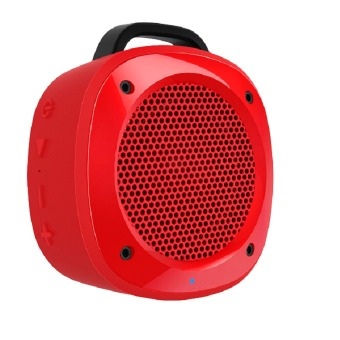 Divoom Airbeat10 Speaker Bluetooth - Merah