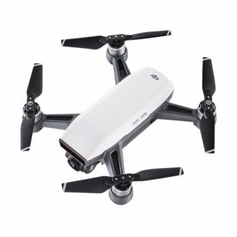 DJI Spark Quadcopter Drone Camera - Alpine White