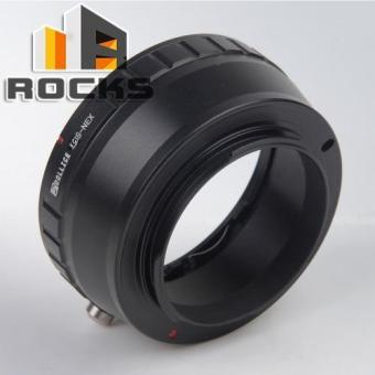 Dollice Lens Adapter Suit For Canon EF EOS Lens to Sony E Mount NEXCamera - intl