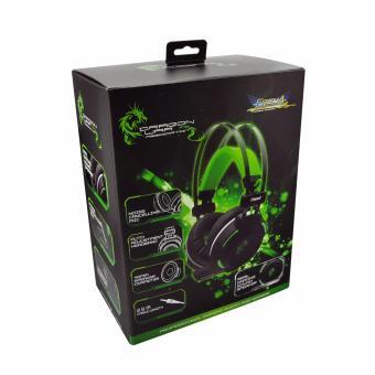 Dragonwar Freya Gaming Headset - 3