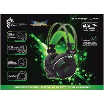 Dragonwar Freya Gaming Headset - 5