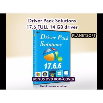 Harga DriverPack Solution v17.17 Full driver 14 GB