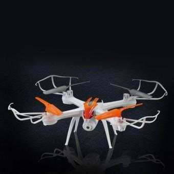 Drone Q7 24GHz 4CH 6Axis Gyro 360º 3D Flip RC Quadcopter