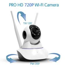 Dual antenna WiFi IP Smart Onvif Pet Camera wifi p2p MINI Wireless IP CCTV Camera Kamera