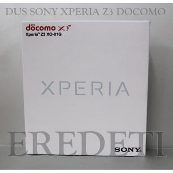 Dus Sony Xperia Z3 Docomo