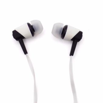 Earphone BOSE / Headset BOSE Bass SNA - 128 - Putih