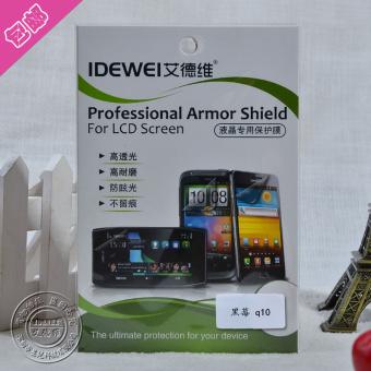 Ed Q10/Q10/Q10/Q10 Blackberry pelindung layar Pelindung HP