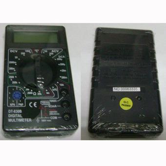 ... Ampere Pengukur Tegangan. Source · EELIC Multitester - Avometer - Multimeter Digital DT830B - 4 .
