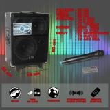 EELIC SPR-168 Sound Sistem Speaker Super Bass Speaker Aktif - 3