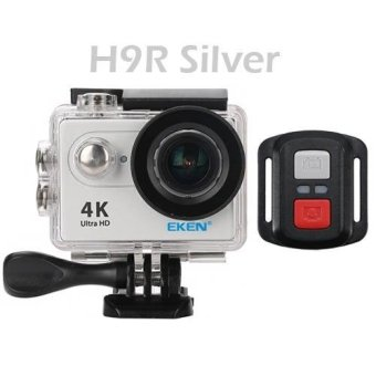 EKEN H9R 4K Action Camera Wifi Sports Cam + Remote Control Shutter- intl