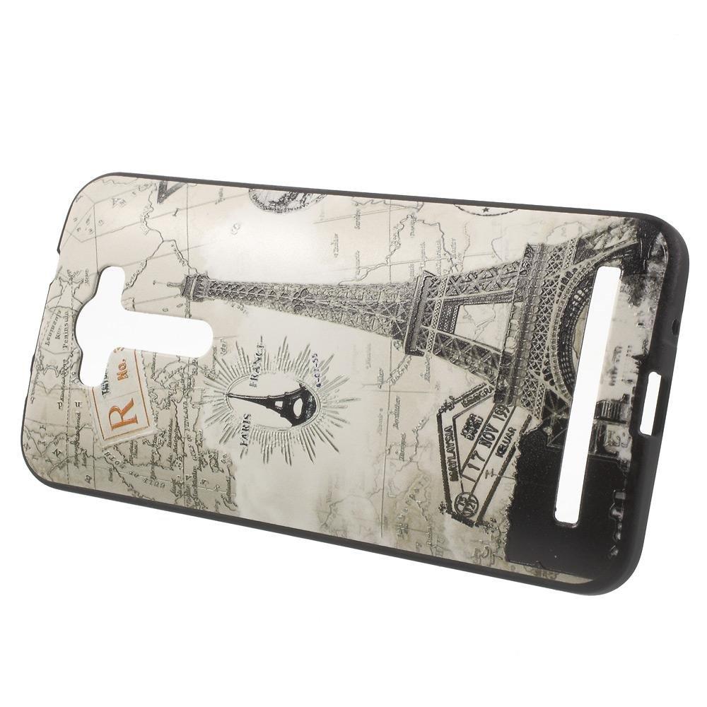 ... 3D Embossed Painting Series Protective Cover. Source · Embossed TPU Gel case untuk Asus Zenfone 2 Laser ZE550 KL ZE551 KL - Menara Eiffel