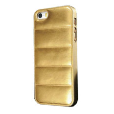 Emco Apple Iphone 4/4S Protective Soft Ultra Fit Air Ultra Thin Stealth Case Gold