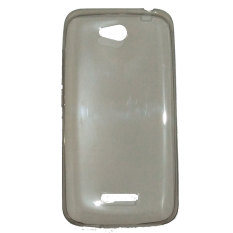 Emco for HTC Desire 616 Executive Premium Bumper Case - Abu-Abu