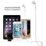 EsoGoal Bluetooth Nirkabel Headphone Sport Workout Telinga Tunas Gym Headset Berlari earphone Tahan .