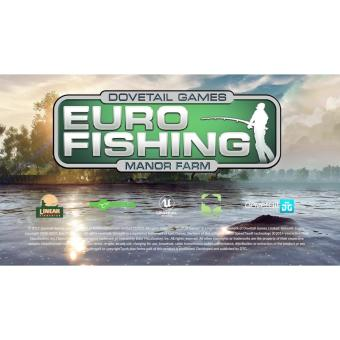 Harga Euro Fishing Manor Farm Lake