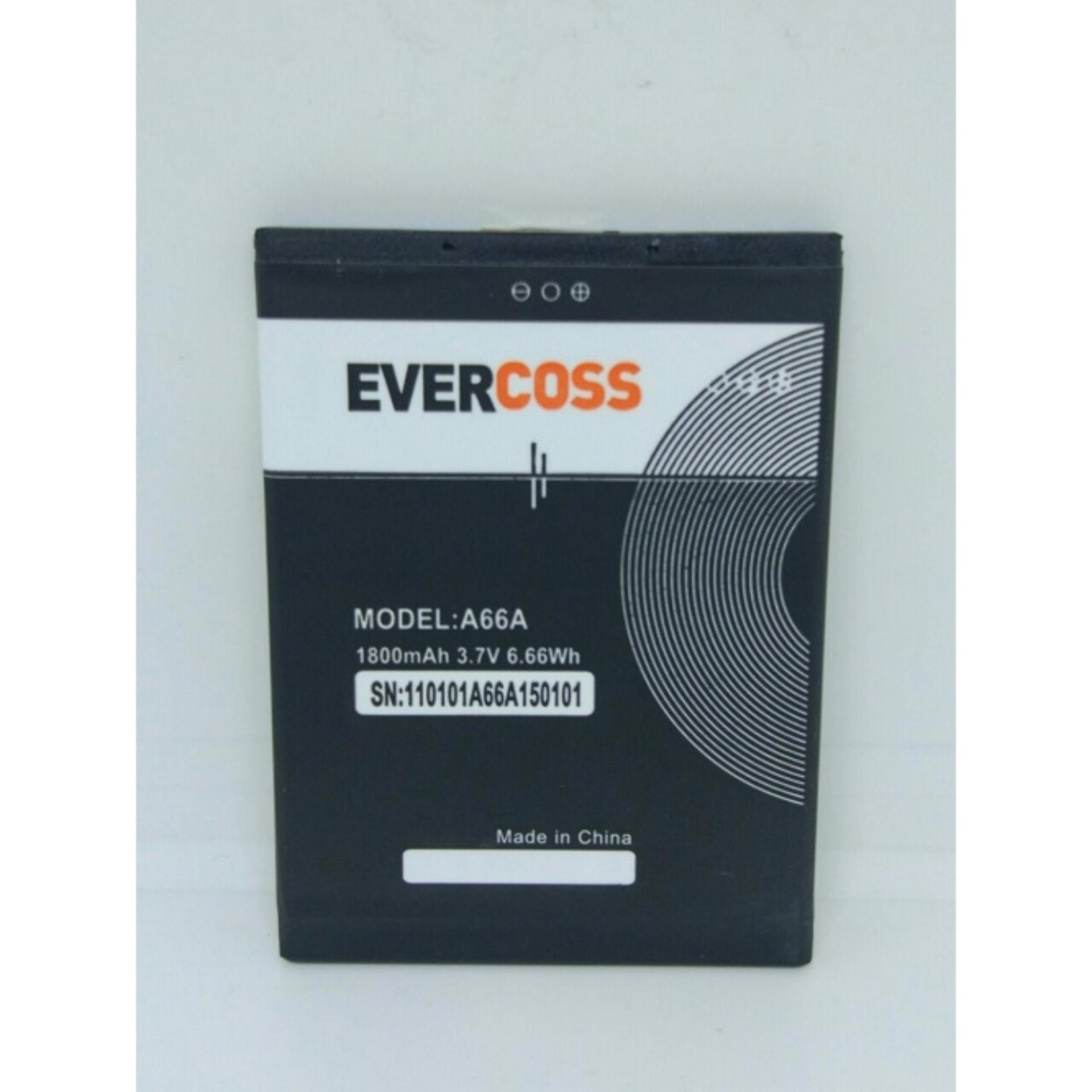 Evercross A74b Battery Baterai Original 99 Cross Daftar Harga Evercoss A66a