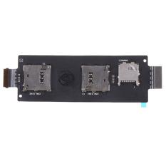Fancytoy Baru SD Card reader sim panas pemegang kabel untuk 5.5ASUS Zenfone 2
