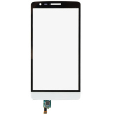 Fancytoy Front Panel Touch Screen Digitizer Replacement For LG D722 G3s G3 Mini (White)