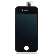 Fancytoy Hitam Tampilan Layar LCD + Digitizer Kaca Sentuh untuk IPhone 4 S (hitam)-International