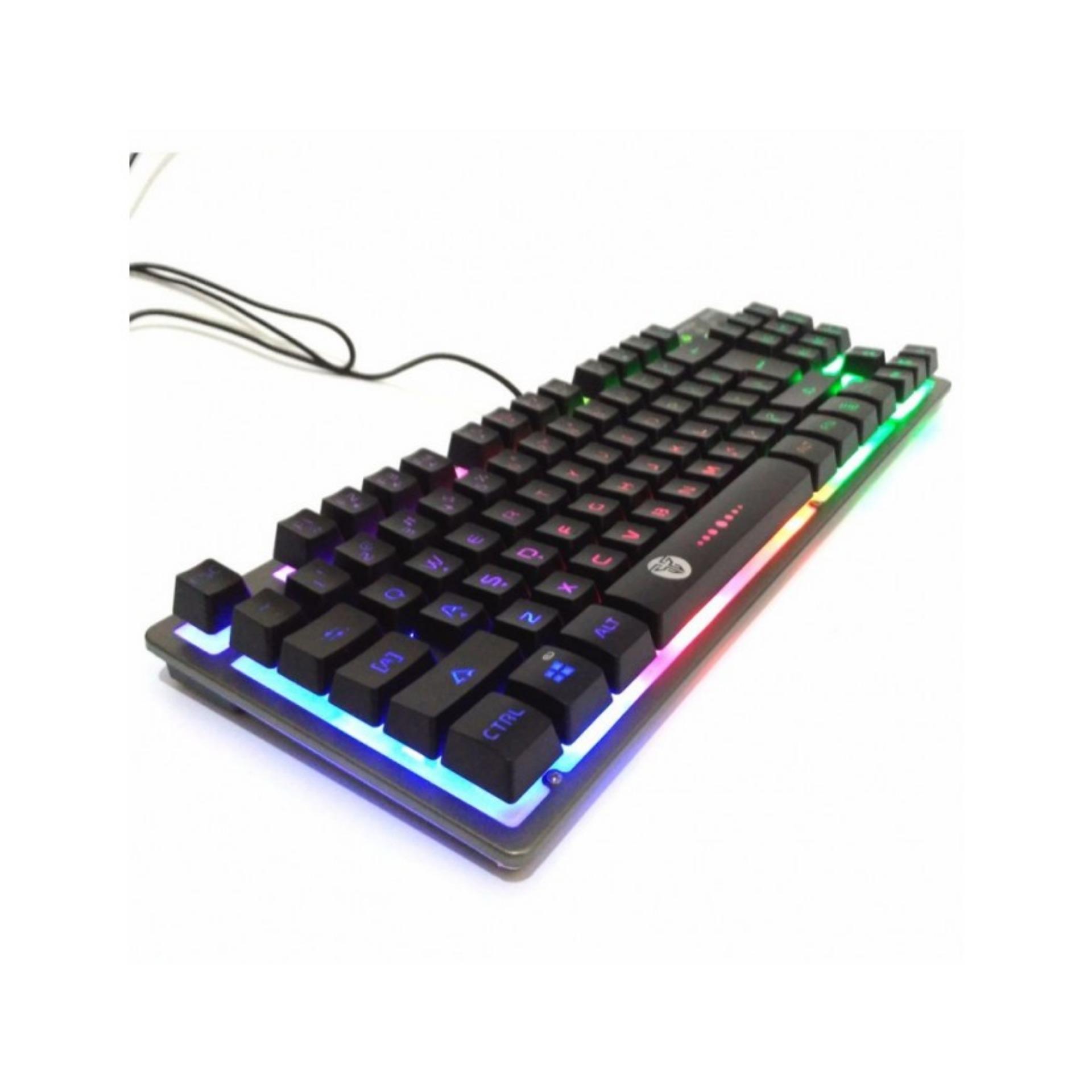 Fantech K710 Eclipse Silver . Source · Fantech Keyboard TKL K611 Fighter .