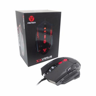 Fantech Mouse Gaming Macro X3 Varus - Hitam