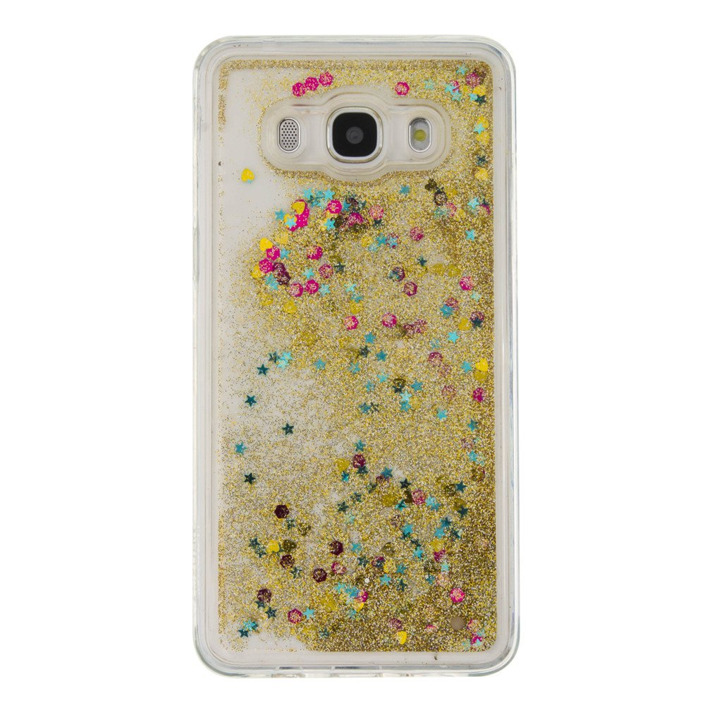 ... Fashion 3D Cool Quicksand Moving Stars Bling Glitter FloatingDynamic Flowing TPU Case Cover For Samsung Galaxy ...