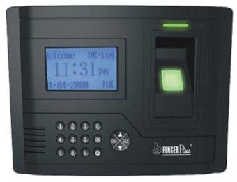 FingerPlus ZT 8000 - Absensi Fingerprint & Access Controller