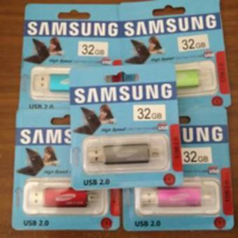 Update Harga FLASHDISK OTG SAMSUNG 32GB IDR71,000.00  di Lazada ID