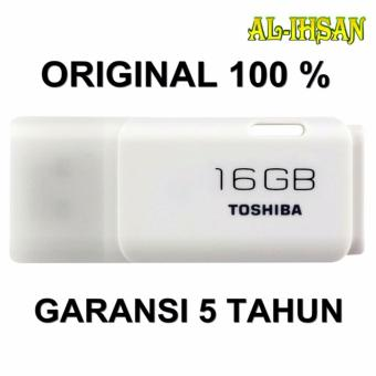 FLASHDISK TOSHIBA 16GB HAYABUSA U202 ORIGINAL 100%