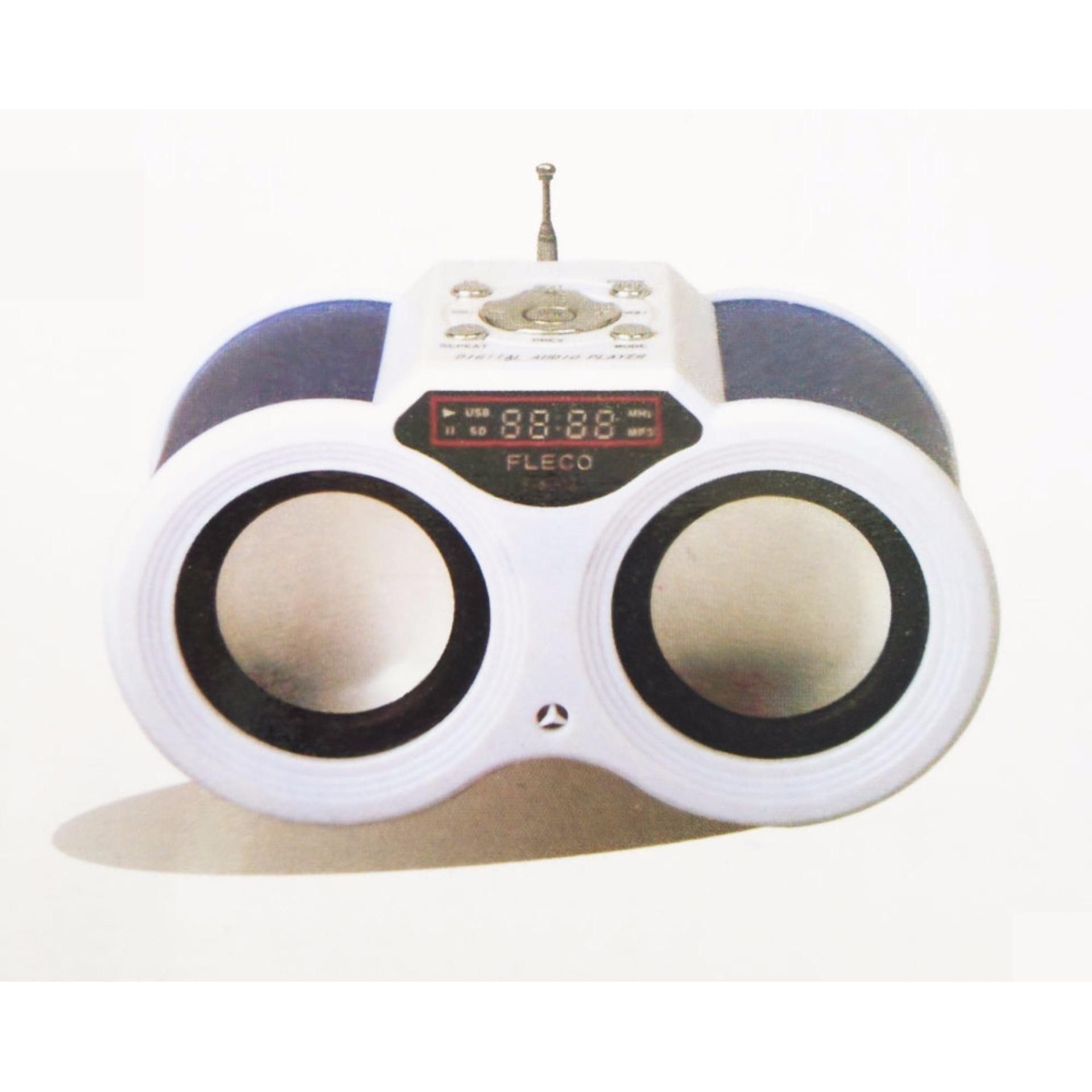 Fleco Speaker Mini Portable F-800B