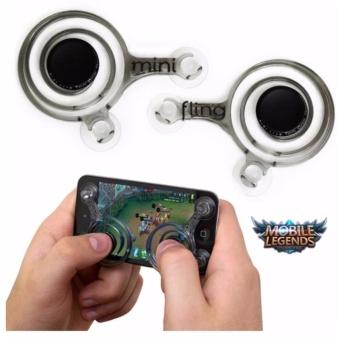 Fling Mobile Joystick Controller Game Android Mobile Legend GamePad MOBA