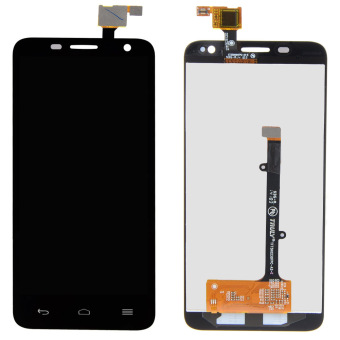 For Alcatel One Touch Idol OT-6012 Touch Screen Digitizer LCDDisplay
