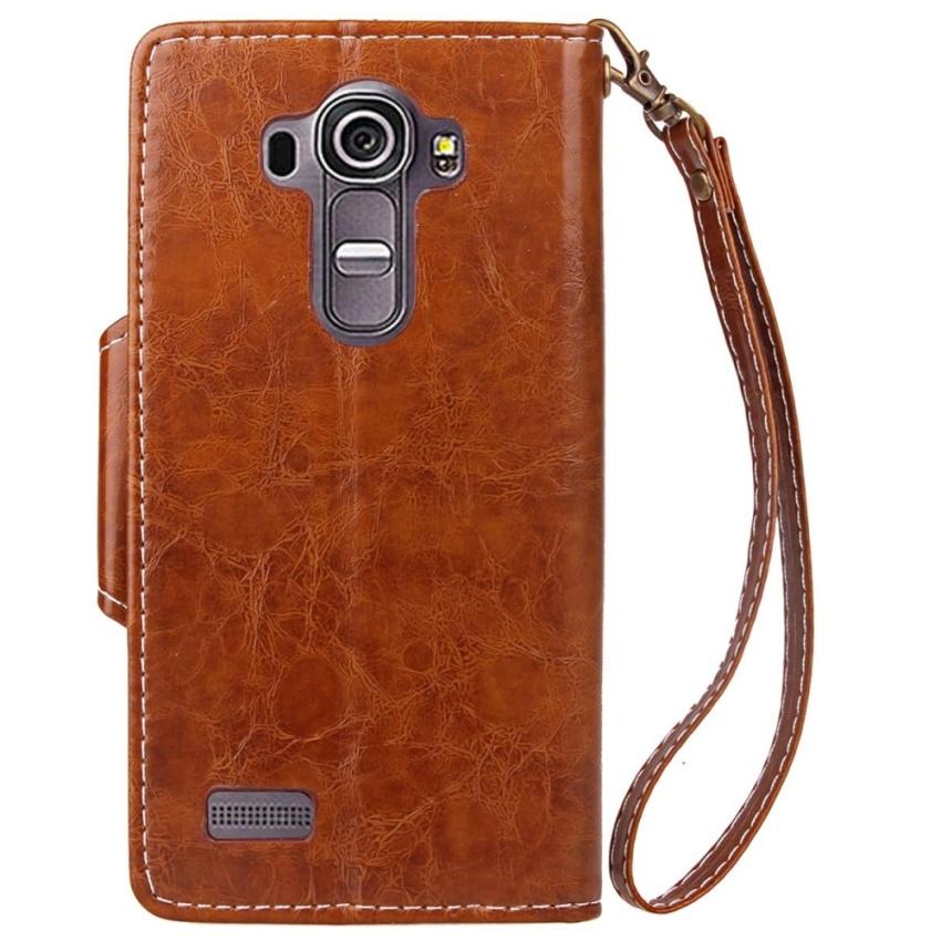 Dompet Hp Wanita Motif Kacamata Smile Daftar Harga Terlengkap Source · For  LG G4 Leather Wallet d2d53b67c8