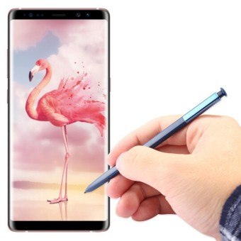 For Samsung Galaxy Note 8 / N9500 Touch Stylus S Pen(Blue) - intl