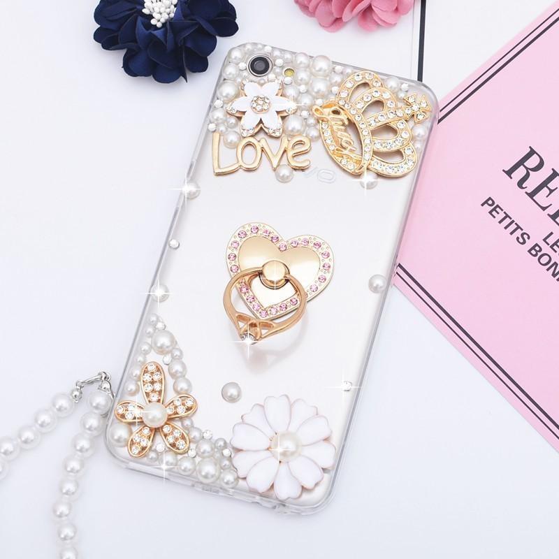 ... For VIVO V5s (V5) Hard Phonecase Fashion Phone Case Cover CasingCases With Ring Holder ...