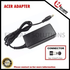 (Free Power Cable) Replacement Laptop/Notebook Ac Adapter AcerASPIRE ONE D255-2333 19v 2.15a (40w) 5.5 X X 1.7Mm   - intl