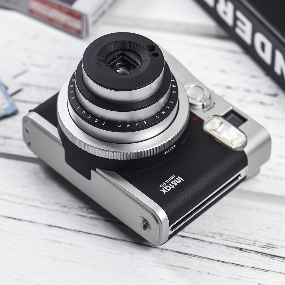 Fujifilm Instax Mini Zebra Pen Kamera Polaroid Pena Jepitan Foto Wooden Clip Gambar Untuk 90 Neo Classic Instant Camera Photo Film Cam W