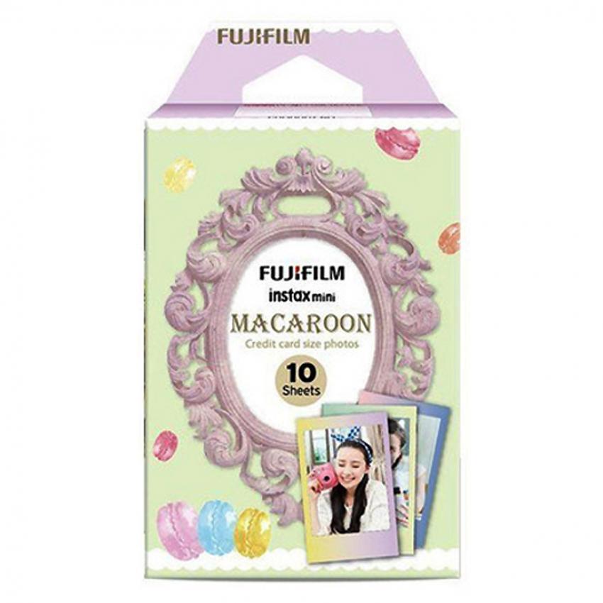 Fujifilm Instax Mini Macaroon Instant 10 Film for Fuji 7s 8 25 50s70 .