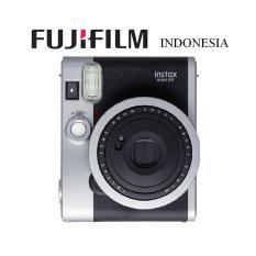 Fujifilm Kamera Instax Mini 90 Camera Polaroid Garansi Resmi Indonesia - Hitam