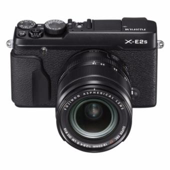 Fujifilm X-E2S + XF 18-55mm f2.8-4 R LM OIS (Black)