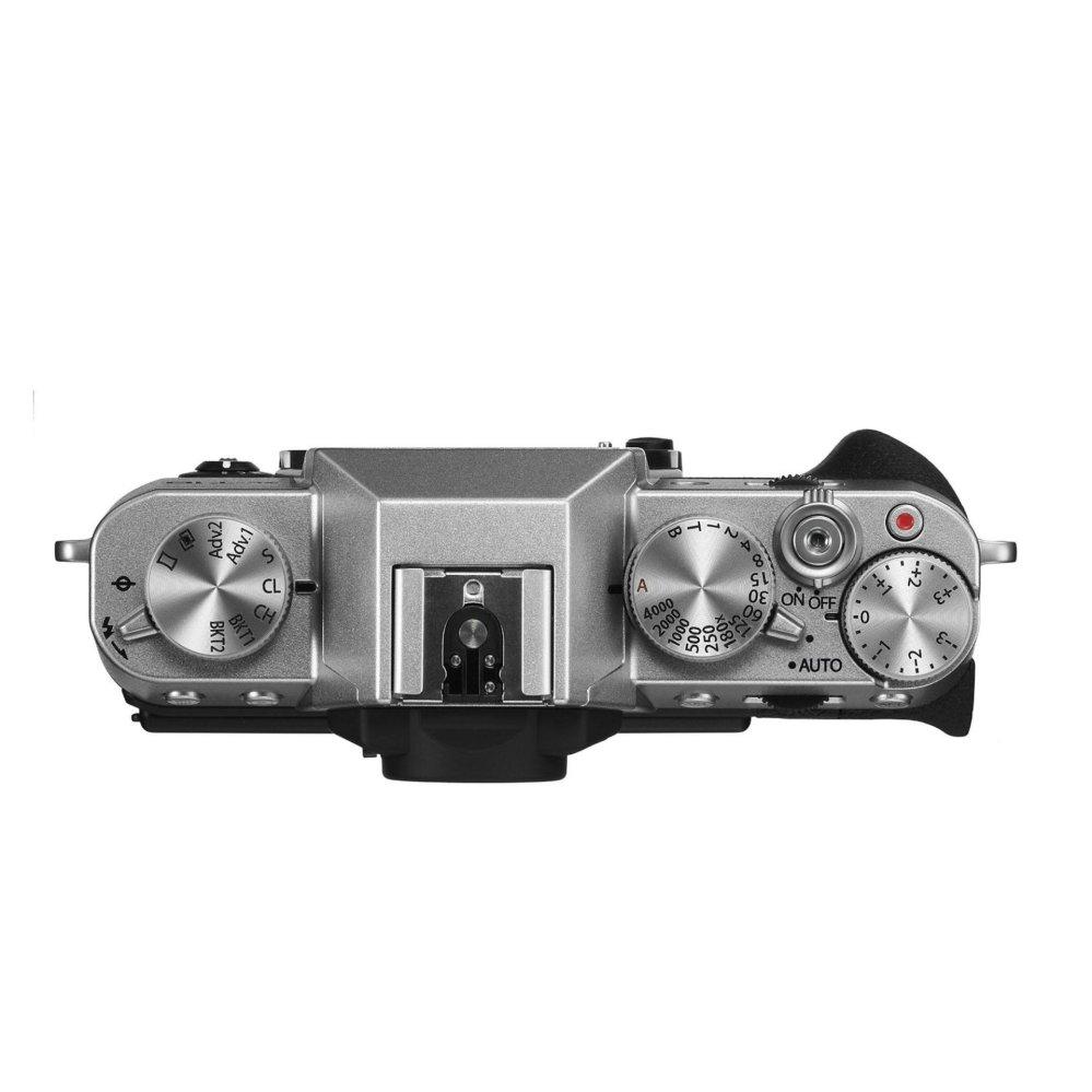 FUJIFILM X-T10 BODY SILVER - intl