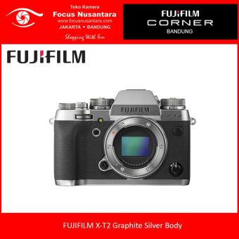 FUJIFILM X-T2 Graphite Silver Body + Instax Share SP2